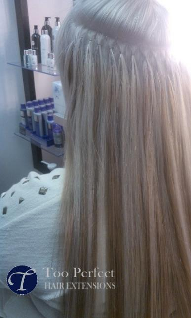 Micro ring hair extensions at too perfect pmusecretfo Images