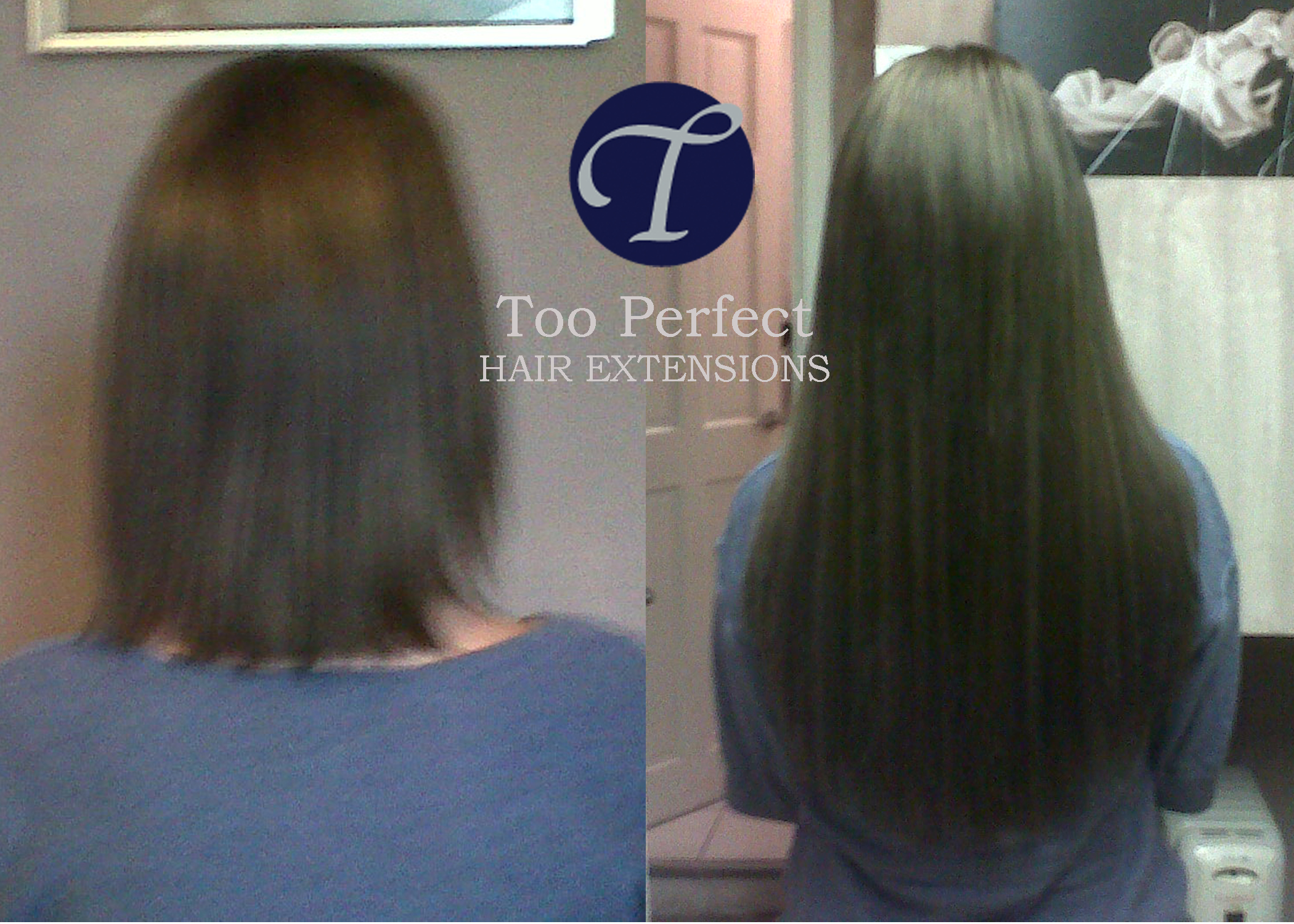 Too Perfect Luxury Hair Extensions Salon Walsall Before And