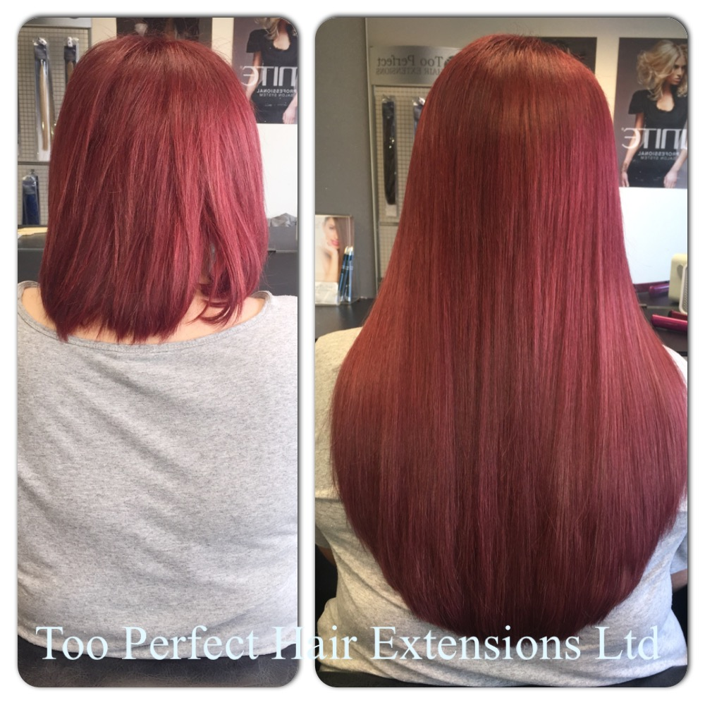 Too Perfect Hair Extensions Salon Walsall Birmingham West Midlands