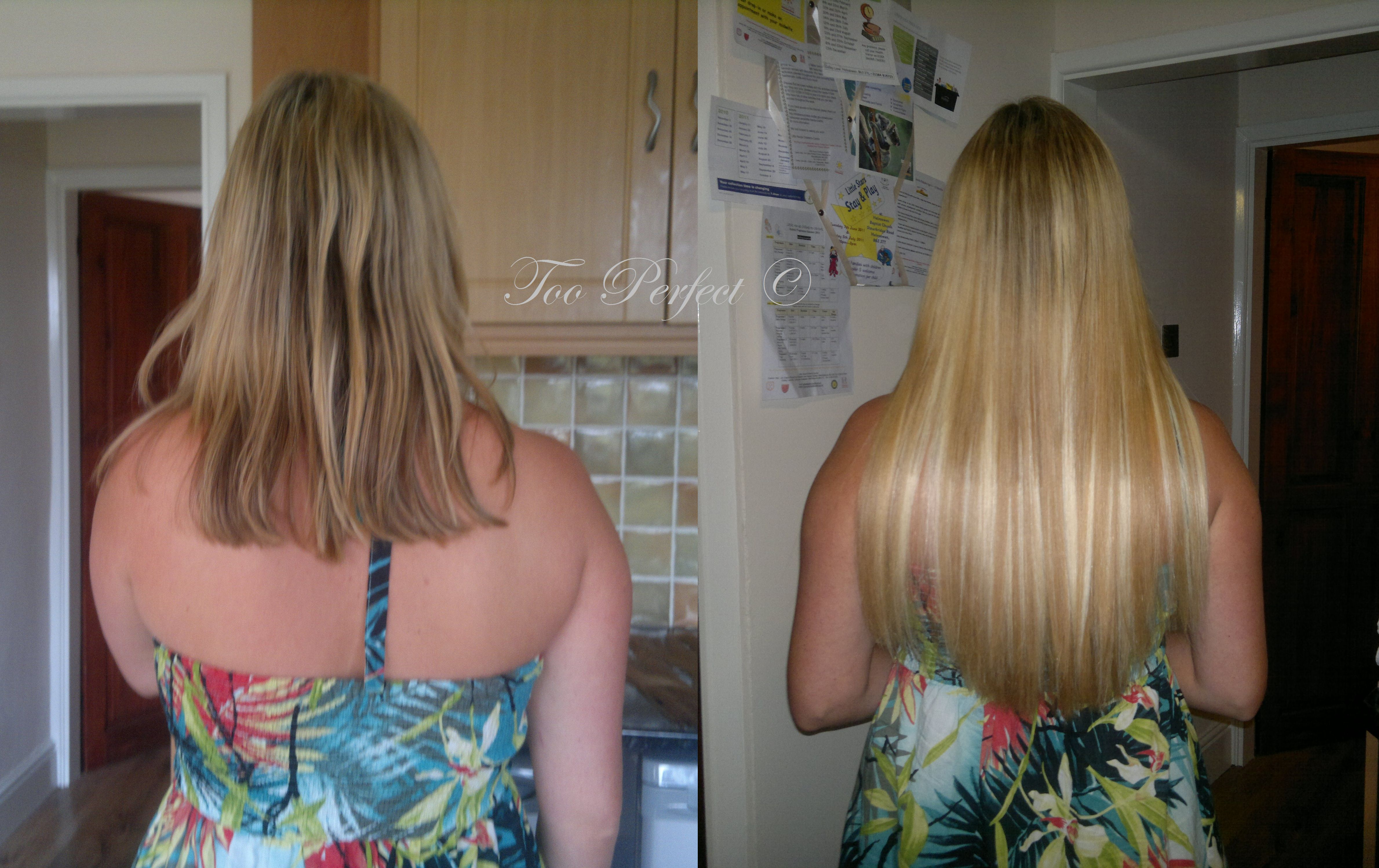 Too perfect luxury hair extensions salon walsall before and copyright 2016 too perfect hair extensions pmusecretfo Images