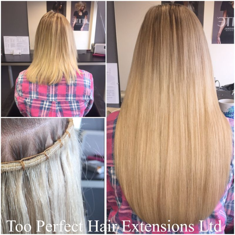 Too Perfect Hair Extensions Picture Gallery 2